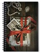 Memories Spiral Notebook