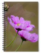 Memories Of Early Autumn Spiral Notebook