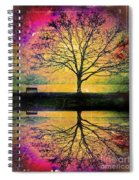 Memory Over Water Spiral Notebook