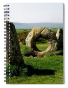 Men An Tol Spiral Notebook