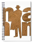 Men Are From Mars Spiral Notebook