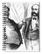 Men Drinking, 1872 Spiral Notebook