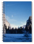 Merced River Spiral Notebook