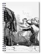 Merchant Of Venice Spiral Notebook