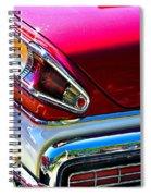Mercury Spiral Notebook