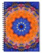 Mermaid 1 Spiral Notebook
