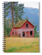 Merritt Farmhouse Spiral Notebook