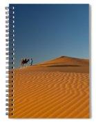 Merzouga, Morocco Spiral Notebook