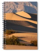 Mesquite Dunes Spiral Notebook