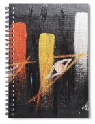 Message From The Future II. Spiral Notebook