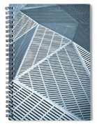 Metallic Frames Spiral Notebook