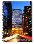 Metlife Spiral Notebook
