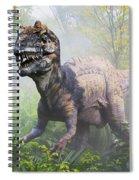 Metriacanthosaurus Spiral Notebook