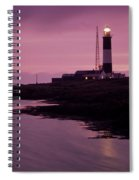 Mew Island, Belfast Lough, County Spiral Notebook