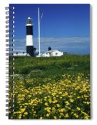 Mew Island, County Down, Ireland Spiral Notebook