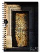 Mexican Door 21 Spiral Notebook