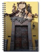 Mexican Door 28 Spiral Notebook