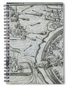 Mexico - Spanish Conquest Spiral Notebook