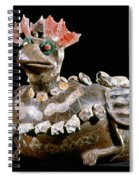 Mexico: Teotihuacan Spiral Notebook