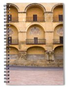 Mezquita And Plaza Del Triunfo Spiral Notebook