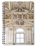 Mezquita Cathedral Renaissance Ornamentation Spiral Notebook