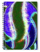 Micro Linear 29 Spiral Notebook