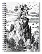 Microcosm, Macrocosm, 17th Century Spiral Notebook