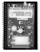 Microprocessor Spiral Notebook