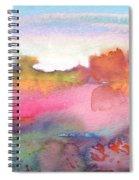 Midday 25 Spiral Notebook