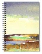 Midday 27 Spiral Notebook