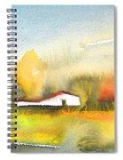 Midday 28 Spiral Notebook