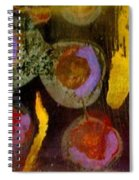 Midnight Baubles Spiral Notebook