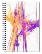 Mikado-o Spiral Notebook