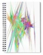 Mikado-v Spiral Notebook