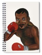 Mike Tyson Spiral Notebook