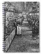 Mill Industry Spiral Notebook