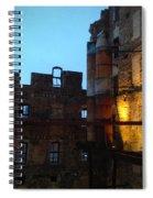 Mill Ruins Spiral Notebook