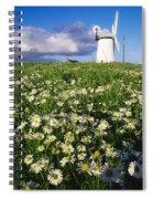 Millisle, County Down, Ireland Spiral Notebook