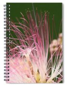 Mimosa And Worm Spiral Notebook