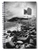 Minard Castle Spiral Notebook
