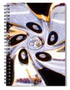 Mini-self Portraits Spiral Notebook