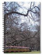 Mini Train Spiral Notebook