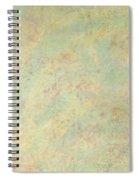 Minimal Number 4 Spiral Notebook