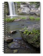 Minneopa Falls 36 Spiral Notebook