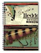 Minnow Spiral Notebook