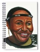 Miriam Makeba Spiral Notebook