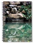 Mirrored Spiral Notebook