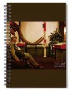 Mirroring Spiral Notebook