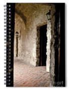 Mission Concepcion Spiral Notebook