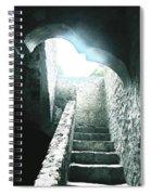 Mission Concepcion San Antonio Spiral Notebook